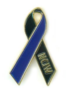 NCJW Domestic Violence Awareness Pin